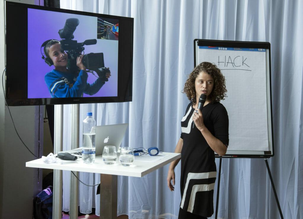 Skill lab Hacking Nathalie Lecina